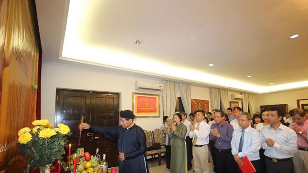 Hung Kings, death anniversary, Malaysia, Vietnamese Embassy in Malaysia, legendary founders,  Vietnamese expatriates