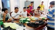 Bắt giữ 5 đối tượng vụ vận chuyển 30kg ma túy từ Campuchia về Việt Nam