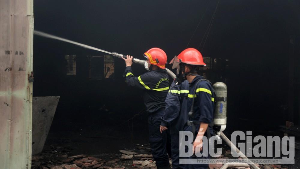 cháy, KCN, Đình Trám, Việt Yên, Bắc Giang