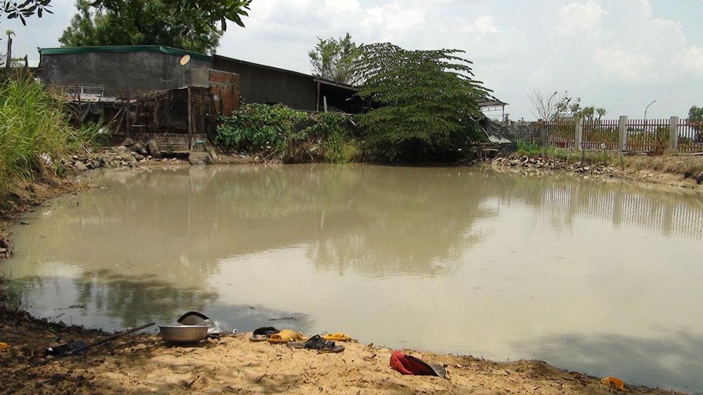 Gia Lai, 3 học sinh tiểu học, đuối nước thương tâm
