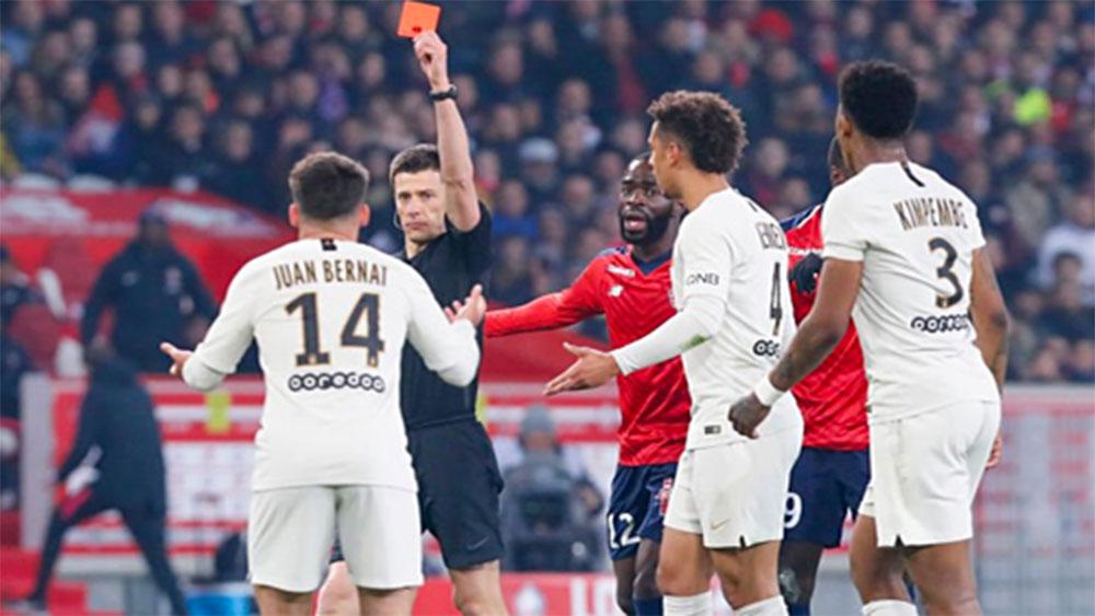 PSG, Lille, Ligue 1