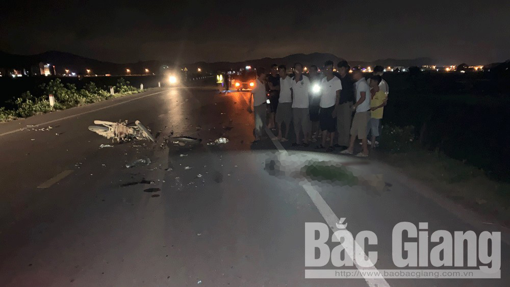 tai nạn, cầu Đồng Sơn, Yên Dũng, Bắc Giang