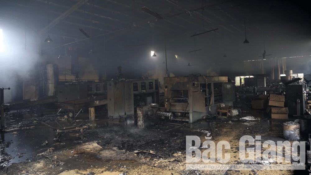 Giỗ Tổ Hùng Vương, tai nạn, giao thông, Bắc Giang, cháy nổ.