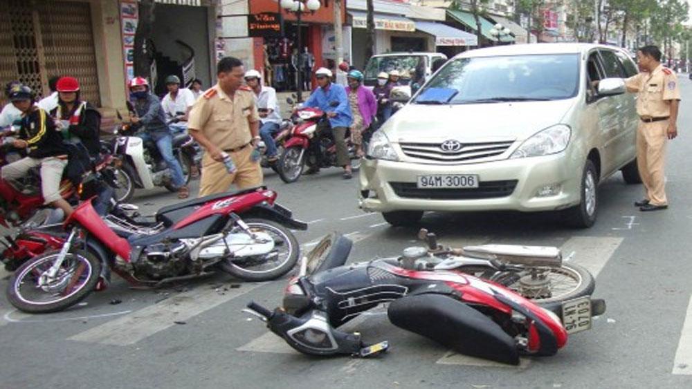 66 người chết, tai nạn giao thông, ba ngày nghỉ lễ, Lễ Giỗ tổ Hùng Vương
