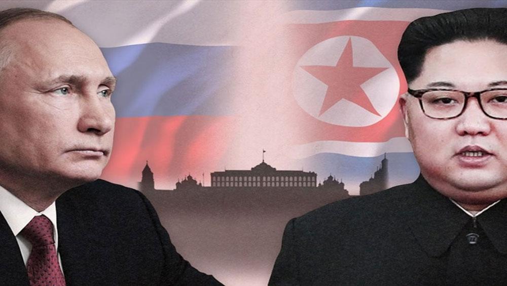 Chủ tịch Kim Jong-un, gặp thượng đỉnh Tổng thống Putin, Tổng thống Nga Vladimir Putin