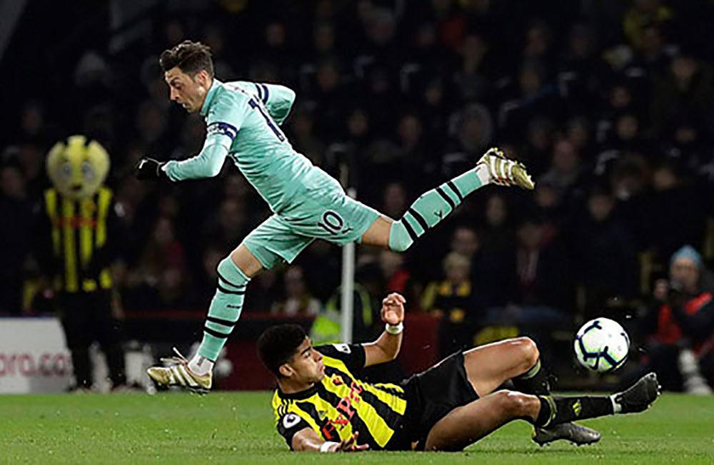 Arsenal, Watford, Ngoại hạng Anh
