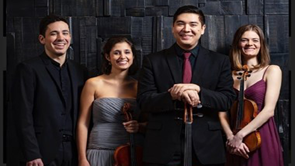 Vera Quartet to perform in Vietnam for the first time