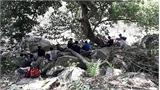 10 thanh niên bị đàn ong đốt khi leo núi Bà Đen