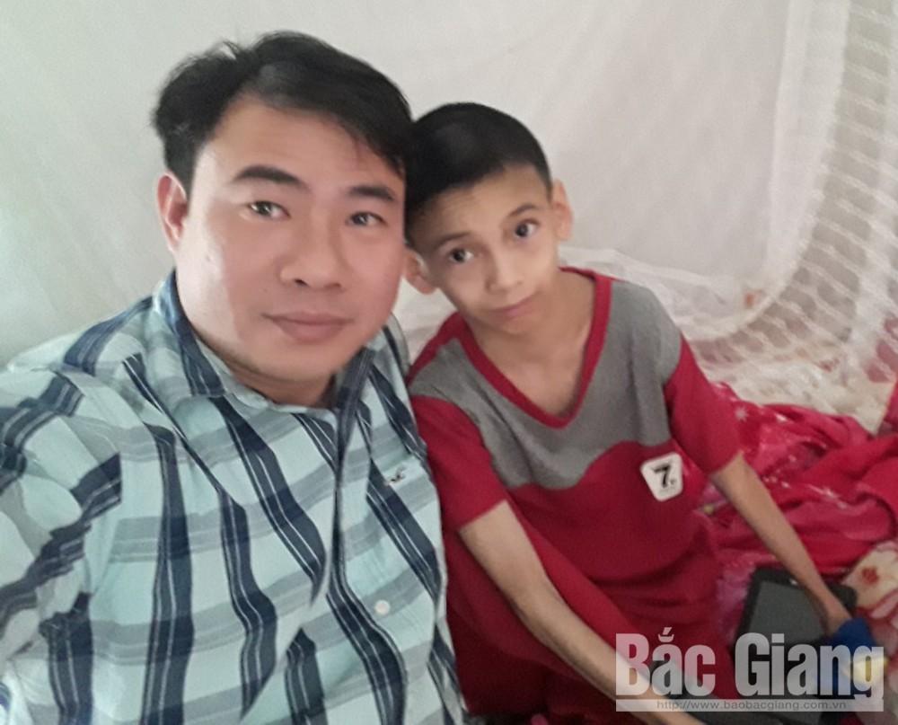 Anh Nguyễn Văn Bằng – giữa đường thấy nạn sẵn sàng cứu giúp, tp bắc giang, Bắc Giang, Quỹ bảo trợ trẻ em
