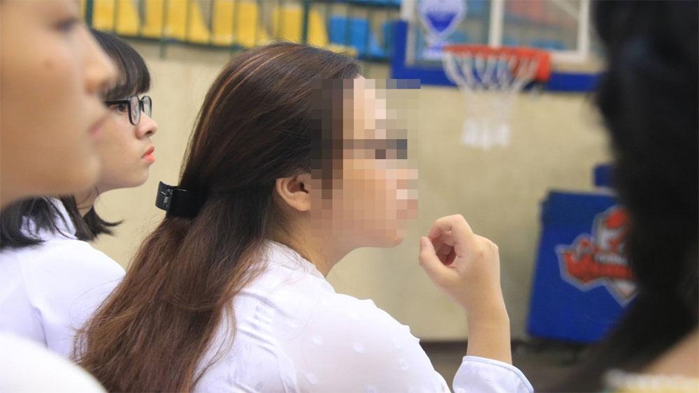 Thủ khoa kép, Đại học Sư phạm Hà Nội, Hòa Bình, nâng 14.85 điểm