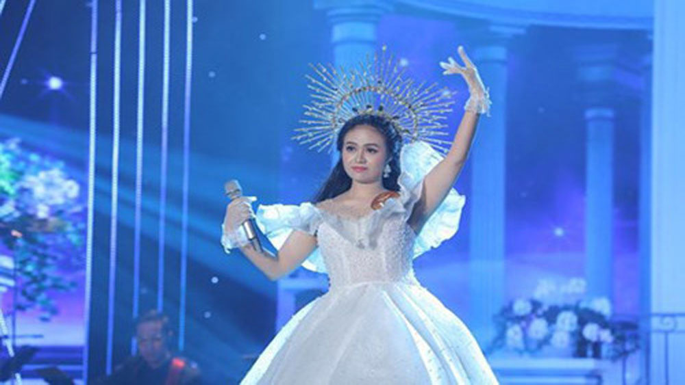 Luong Hai Yen, first prize, Sao Mai 2019, opera category, final night, Morning Star contest, folk music and pop, singing technique, most impressive performance, favourite singer