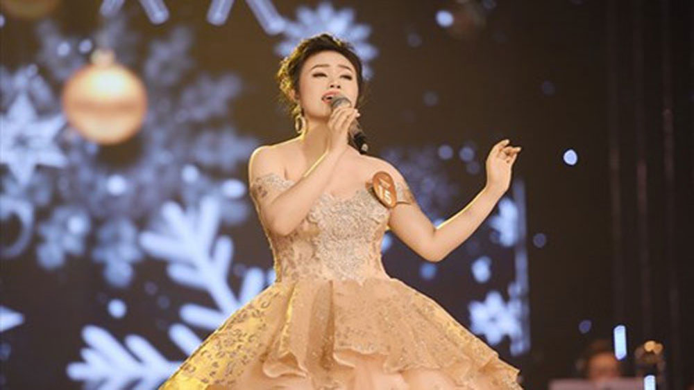 Luong Hai Yen wins first prize at Sao Mai 2019 in opera category
