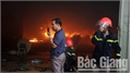 Sau hỏa hoạn, Công ty An Sinh bố trí dây chuyền phụ, hỗ trợ người lao động trong thời gian chờ phục hồi sản xuất