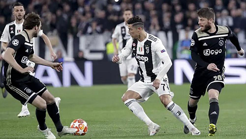 Ajax, Juventus, Champions League