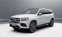 Mercedes GLS 2020 - lời đáp trả BMW X7