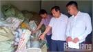 Hiệp Hòa kiểm tra các cơ sở sản xuất, kinh doanh, tiêu dùng thực phẩm
