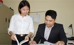 """Thư ký TAND huyện Việt Yên Đoàn Thị Thúy Nga: Đoàn viên """"Hai tốt"""""""