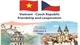 Vietnam - Czech Republic friendship and cooperation