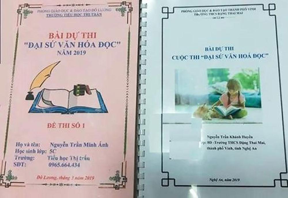 Cuộc thi, Đại sứ Văn hóa đọc 2019, đọc sách