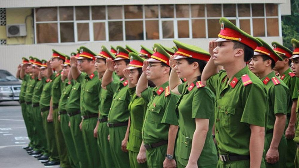 Bộ Công an, loại 25 thí sinh Sơn La, vụ gian lận điểm