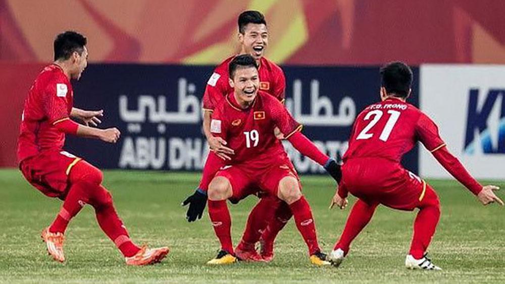 Đội tuyển Việt Nam, King's Cup 2019