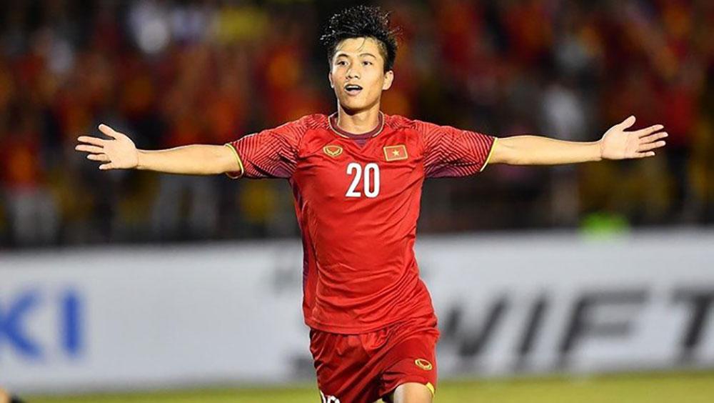 Phan Văn Đức, Park Hang Seo, King's Cup 2019