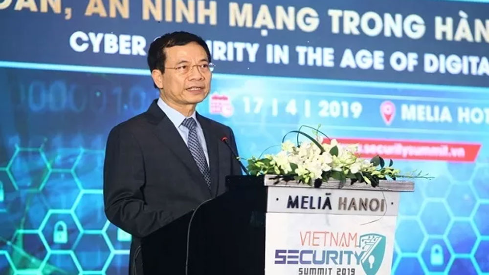 Khát vọng, Việt Nam, cường quốc an ninh mạng, lễ khai mạc Vietnam Security Summit 2019