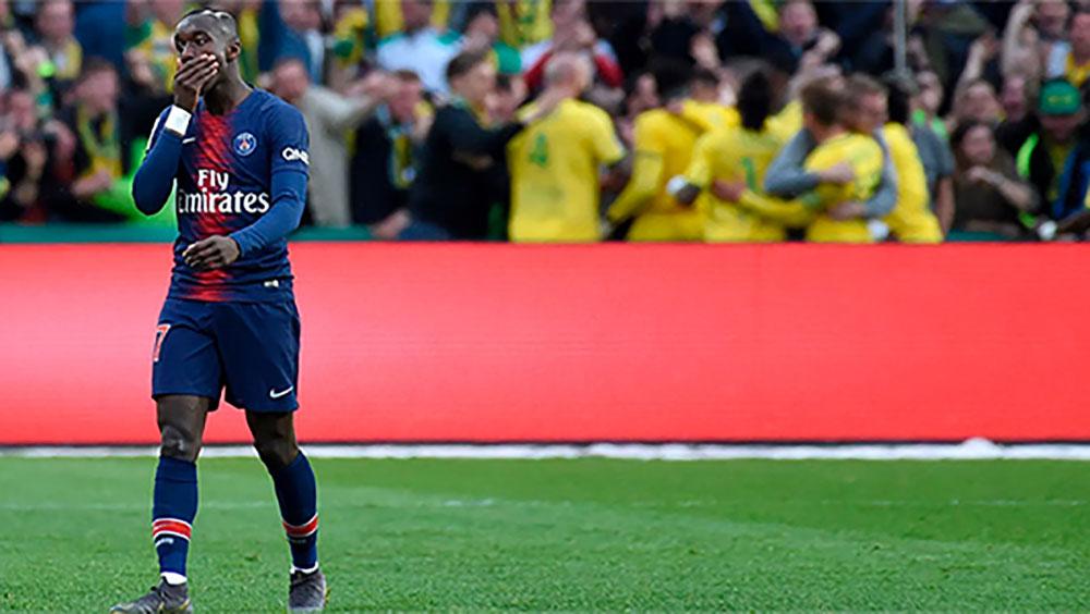 PSG, Nantes, Ligue I