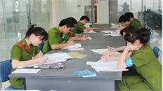 53 sinh viên buộc thôi học ở các trường công an từng viết cam kết điểm thật