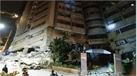 Nhiều tòa nhà bị rung lắc do động đất tại Đài Loan (Trung Quốc)