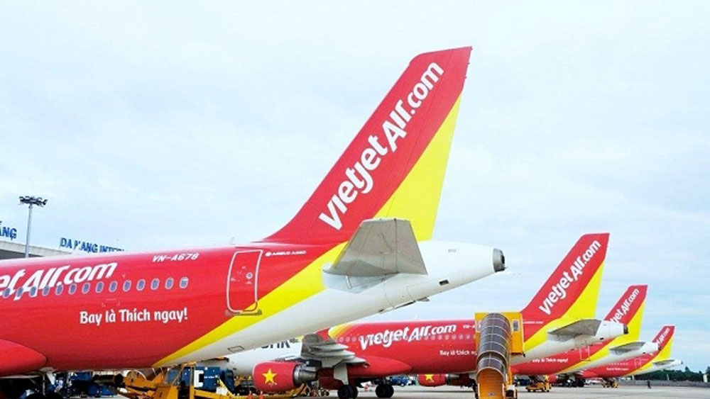Vietjet Air, promotional tickets, super-saving tickets, newest international route, discounted fares, domestic and international routes