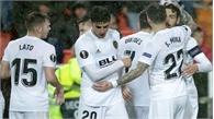 Thắng Villarreal 5-1, Valencia vào bán kết gặp Arsenal