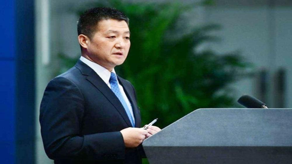 Trung Quốc, lên tiếng, Triều Tiên thử vũ khí