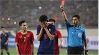 Tiền đạo U23 Thái Lan đấm Đình Trọng chính thức bị phạt nặng