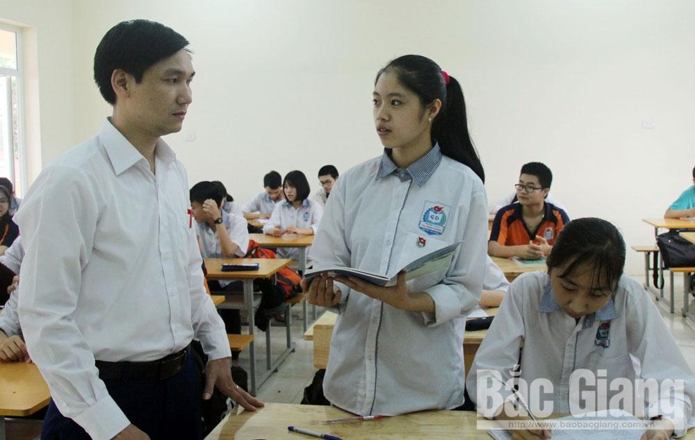 hiệp hòa, dẫn đầu, kỳ thi học sinh giỏi cấp tỉnh, Bứt phá, chất lượng giáo dục