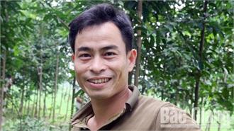 Anh Tạ Tiến Tùng: Làm giàu từ cây giống