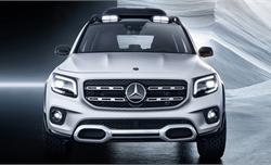 Mercedes trình làng GLB concept - SUV cỡ nhỏ mới