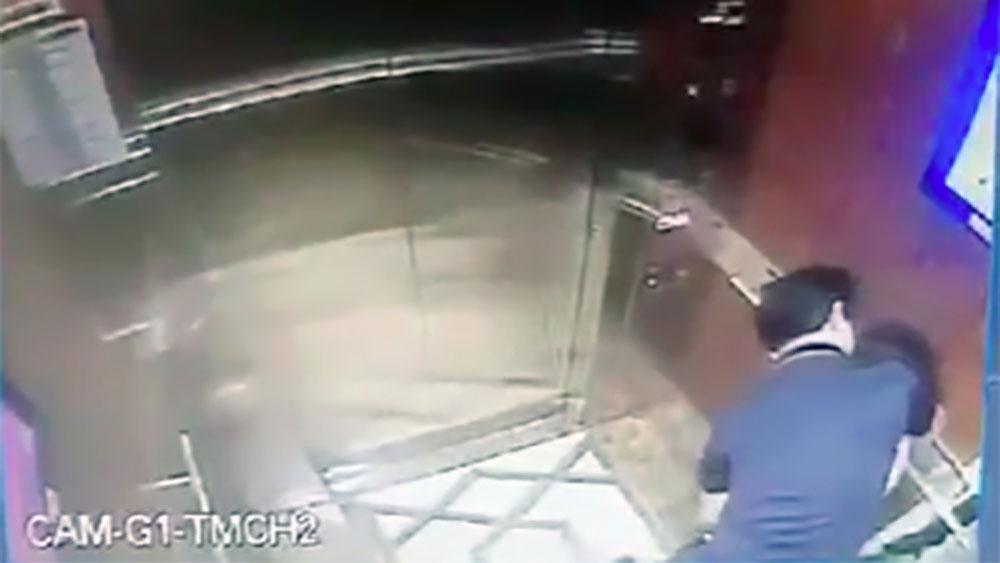 Lời khai,  bé gái bị xâm hại trong thang máy ở Sài Gòn, Nguyễn Hữu Linh