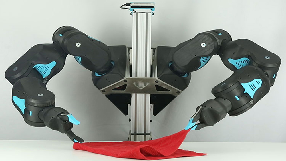 Robot ứng dụng trí tuệ nhân tạo giúp làm việc nhà