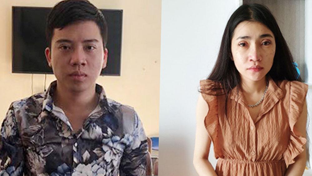 Nữ DJ ở TP Hồ Chí Minh, người tình, cầm đầu đường dây ma tuý, Võ Trọng Nghĩa, Trần Thị Trang
