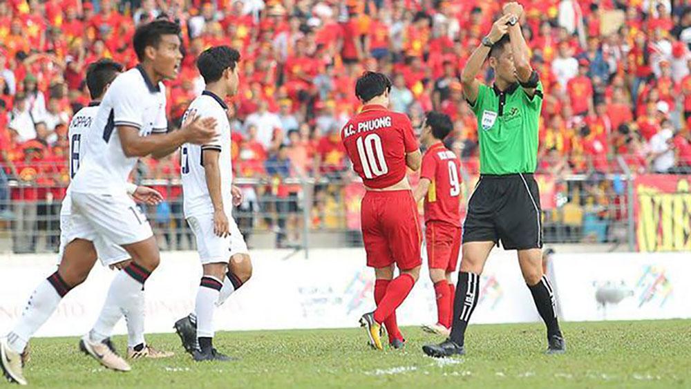 """Philippines thừa nhận thiếu sót khi xếp U22 Việt Nam """"đội sổ"""" ở SEA Games"""