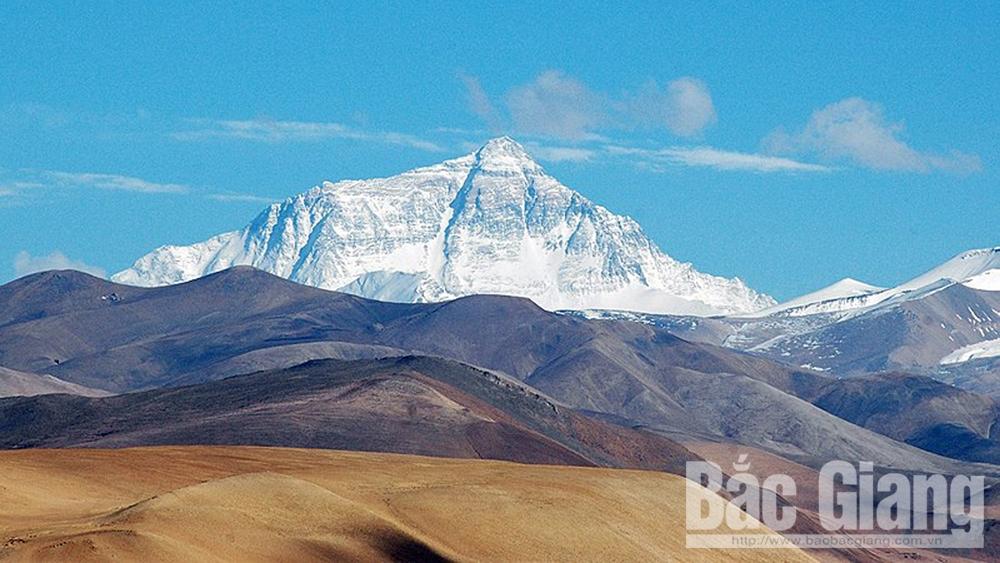 băng tan, hé lộ, bí ẩn, đỉnh Everest, Trái Đất, so với mực nước biển, Tsewang Paljor