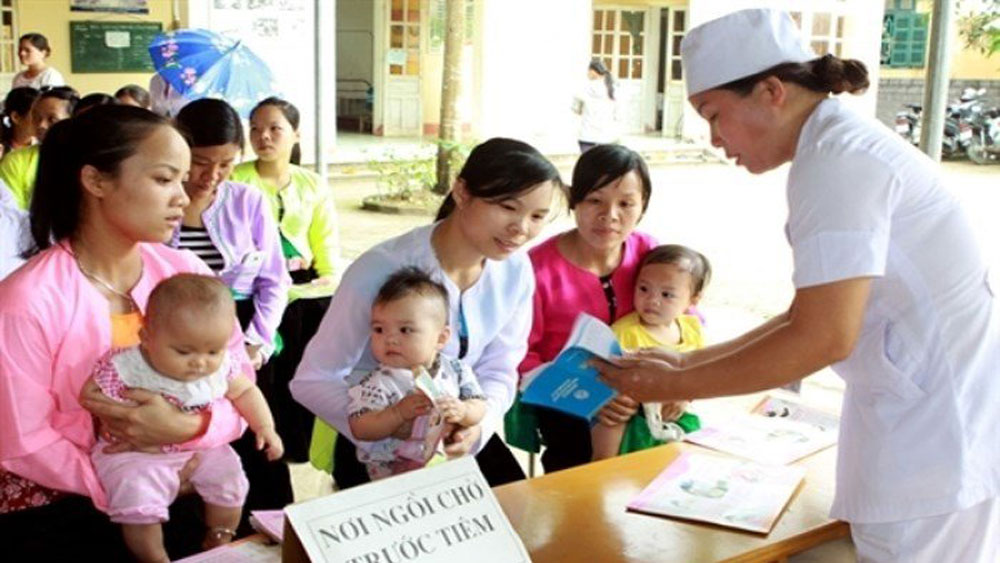 Health ministry works to increase immunisation coverage