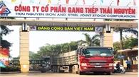 Bắt giam nguyên Chủ tịch HĐQT Tổng Công ty thép Việt Nam