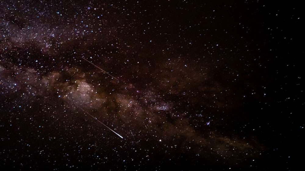 Vietnam to enjoy a cosmic April shower
