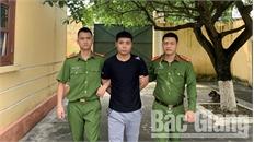 Tranh giành nhân viên quán hát tại Bắc Giang, hai nhóm thanh niên hỗn chiến bằng bom xăng và vũ khí