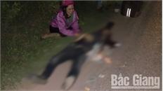 Tai nạn giao thông gần KCN Vân Trung, nam thanh niên tử vong