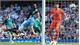Man City rửa hận Tottenham khi trở lại Ngoại hạng Anh