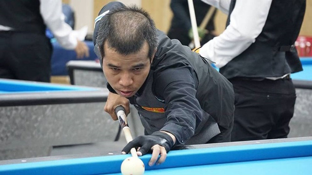 HCM City to host 10th Asian carom billiards championship