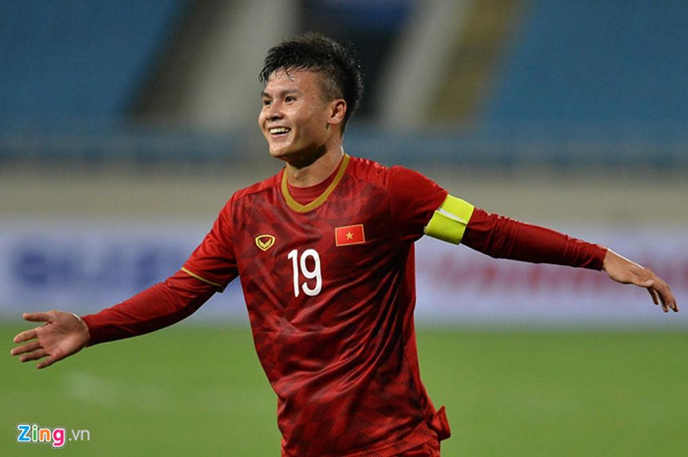 Việt Nam, hạt giống SEA Games 30, Nguyễn Quang Hải, U22 Việt Nam, Park Hang-seo